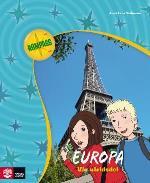 Kompass Ge/sk/re Europa - Vår Världsdel Grundbok