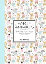 Party Animals - 12 Presentpapper I Bokform