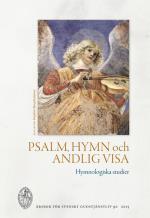 Psalm, Hymn Och Andlig Visa - Hymnologiska Studier