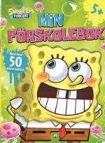 Svampbob Min Förskolebok - Med Klistermärken