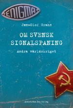 Om Svensk Signalspaning - Andra Världskriget