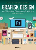 Grafisk Design Med Photoshop, Illustrator Och Indesign