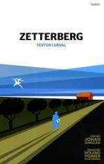 Zetterberg - Texter I Urval