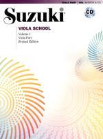 Suzuki Viola School Volum 1 Kombo