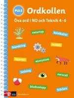 Puls Ordkollen Öva Ord I No Och Teknik 4-6