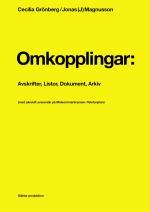 Omkopplingar - Avskrifter, Listor, Dokument, Arkiv