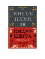 Kalle Anka På Kräftskiva - Berättelser Från Landet Utan Kultur