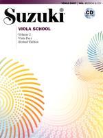 Suzuki Viola School Volum 2 Kombo