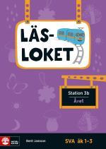 Läsloket Åk 1-3 Station 3b Året