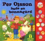 Per Olsson Hade En Bonnagård- Med 11 Roliga Ljudknappar!