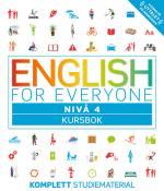 English For Everyone Nivå 4 Kursbok