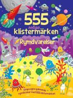 555 Roliga Klistermärken - Rymdvarelser