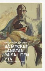 Så Mycket Längtan På Så Liten Yta - En Bok Om Edvard Munchs Bilder