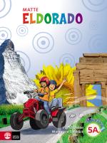 Eldorado Matte 5a Grundbok Skriva