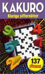 Kakuro - Kluriga Siffernötter