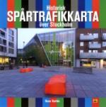 Historisk Spårtrafikkarta Över Stockholm