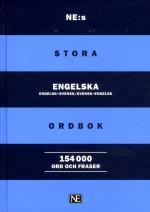 Ne-s Stora Engelska Ordbok - Engelsk-svensk/svensk-engelsk 154000 Ord Och F