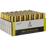 Batterier Alkaliska Proove AA LR6 1,5V 42-pack