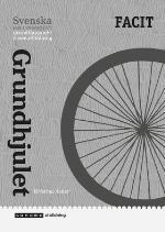 Grundhjulet - Grundläggande Sva Elevfacit