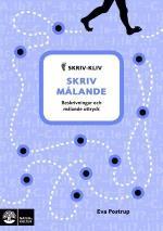 Skrivkliv Skriv Målande 5-pack