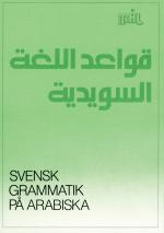 Målgrammatiken Svensk Grammatik På Arabiska