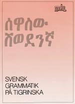 Mål Svensk Grammatik På Tigrinska