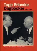 Dagböcker 1963-1964