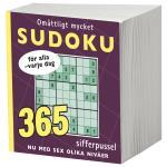 Omåttligt Mycket Sudoku - För Alla - Varje Dag