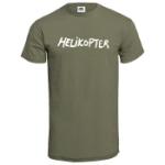 Repmånad - Helikopter - XL (T-shirt)