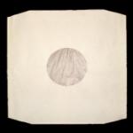 Innerficka i papp till LP