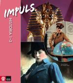 Impuls Historia 7-9 Stadiebok
