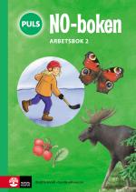 Puls No-boken 1-3, Arbetsbok 2