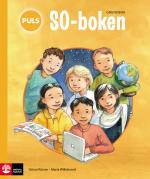 Puls So-boken 1-3 Grundbok, Första Upplagan