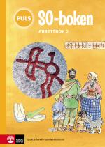 Puls So-boken 1-3 Arbetsbok 2, Första Upplagan