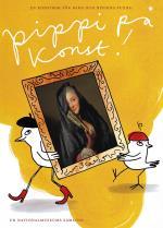 Pippi På Konst! - En Konstbok För Barn Och Nyfikna Vuxna!
