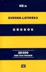 Ne-s Svensk-latinska Ordbok - 28 000 Ord Och Fraser