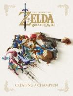 The Legend Of Zelda- Breath Of The Wild