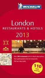 London 2013 Michelin