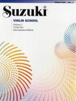 Suzuki Violin  2 Reviderad