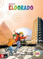 Eldorado Matte 6b Grundbok Skriva