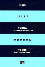 Ne-s Lilla Tyska Ordbok - Tysk-svensk Svensk-tysk 70000 Ord Och Fraser