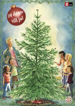Abc-klubben Julkalender - 24 Dagar Till Jul.