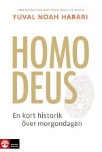 Homo Deus - En Kort Historik Över Morgondagen