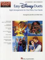 Easy Disney Duets, Piano 4 Händigt