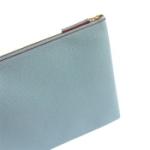 Laptopfodral Ljusblå/vinröd - 13-15 Tum