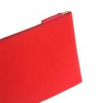 Laptopfodral (röd/cerise) - 10 - 12 Tum