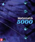 Matematik 5000 Kurs 4 Blå Lärobok