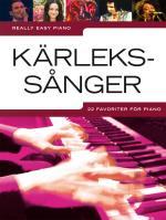 Kärlekssånger - 22 Favoriter För Piano