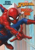 Marvel Ultimate Spiderman Die-cut Pysselbok