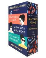 Crazy Rich Asians Trilogy Box Set